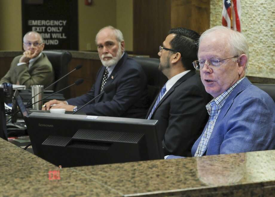 The Midland County Commissioners' Court will hold two public hearings on its proposed property tax rate.