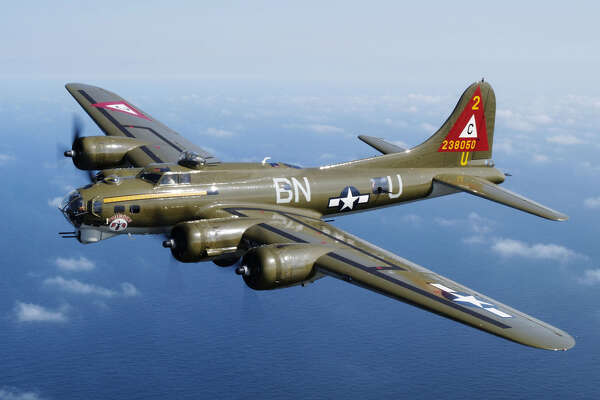 The Lone Star Flight Museum's Warbird Ride Program offers flight experiences in the Boeing B-17 Flying Fortress.