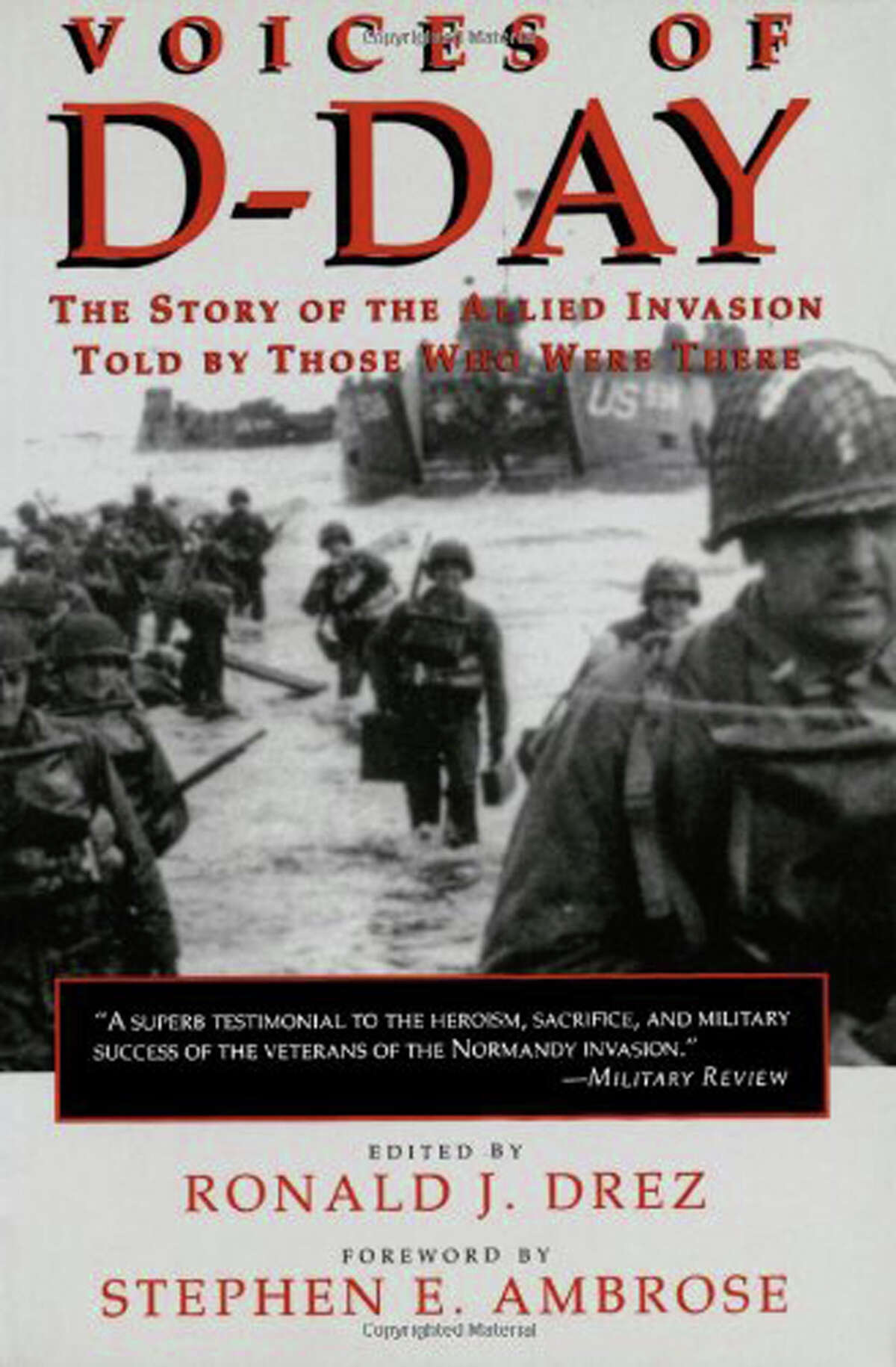 Voices of D-Day keeps memories live on through oral histories.