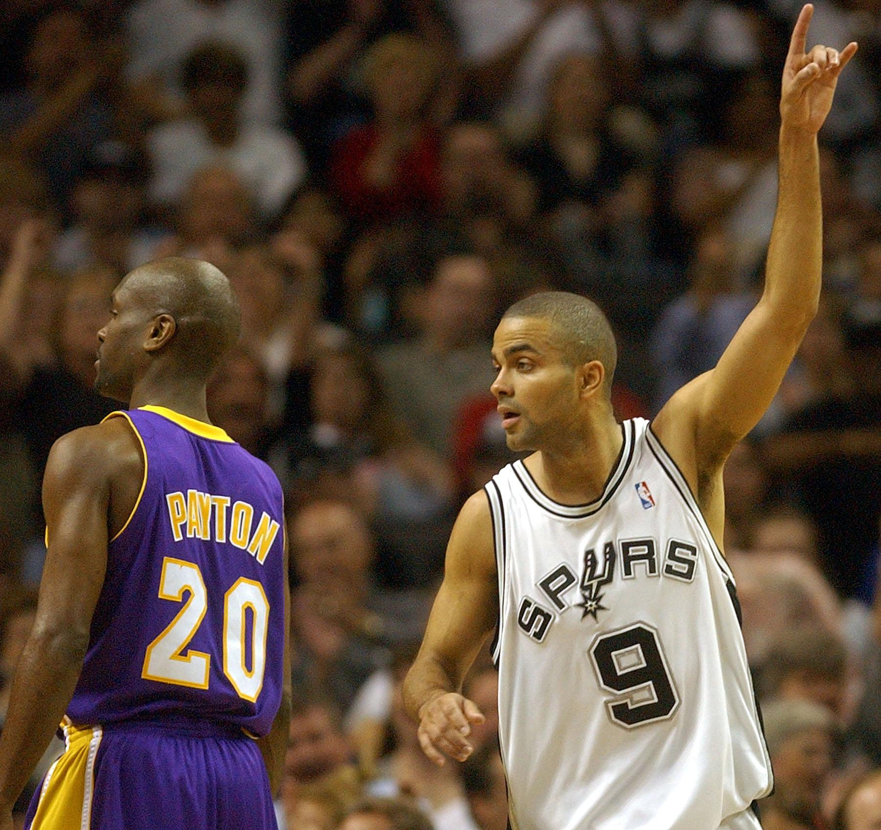Top 5 for No. 9: Tony Parker's best moments with the Spurs