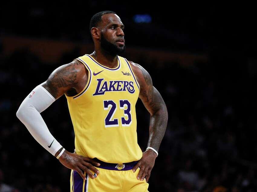 8. LeBron James Sport: Basketball Salary: $36 million Endorsements: $53 million Total earnings: $89 million