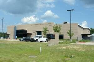 The Lumberton Municipal Utility District office on Farm Road 421. Photo taken Monday, 6/10/19
