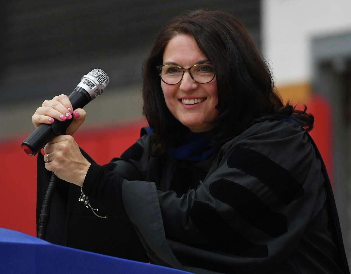 Anna Cutaia, Milford Superintendent of Schools 2019 salary: $227,137