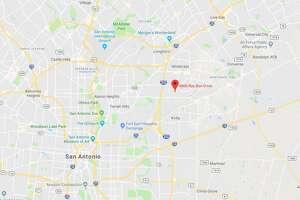 4800 block of Ray Bon Drive, San Antonio Texas.