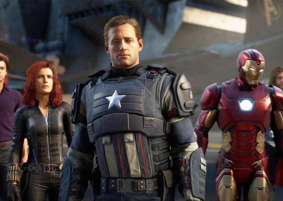 If you're still heartbroken over Avengers Endgame, the superheroes are assembling once more in anew video game. The team will save the world May 15, 2020. Photo: CBSI/CNET