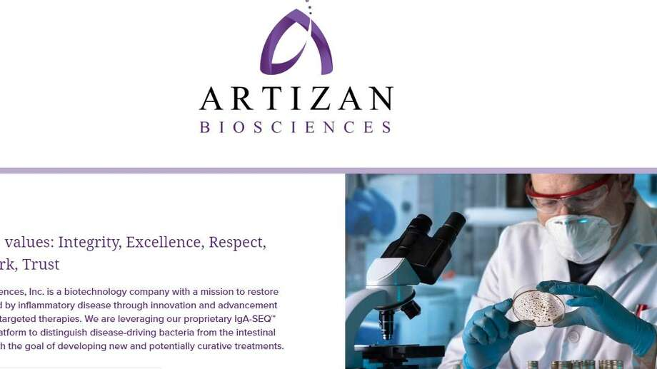 With $12 million in initial funding, Artizan Biosciences has established a lab in New Haven's Science Park complex where the startup is developing a platform to identify bacteria that cause inflammatory bowel disease and treatments for patients.