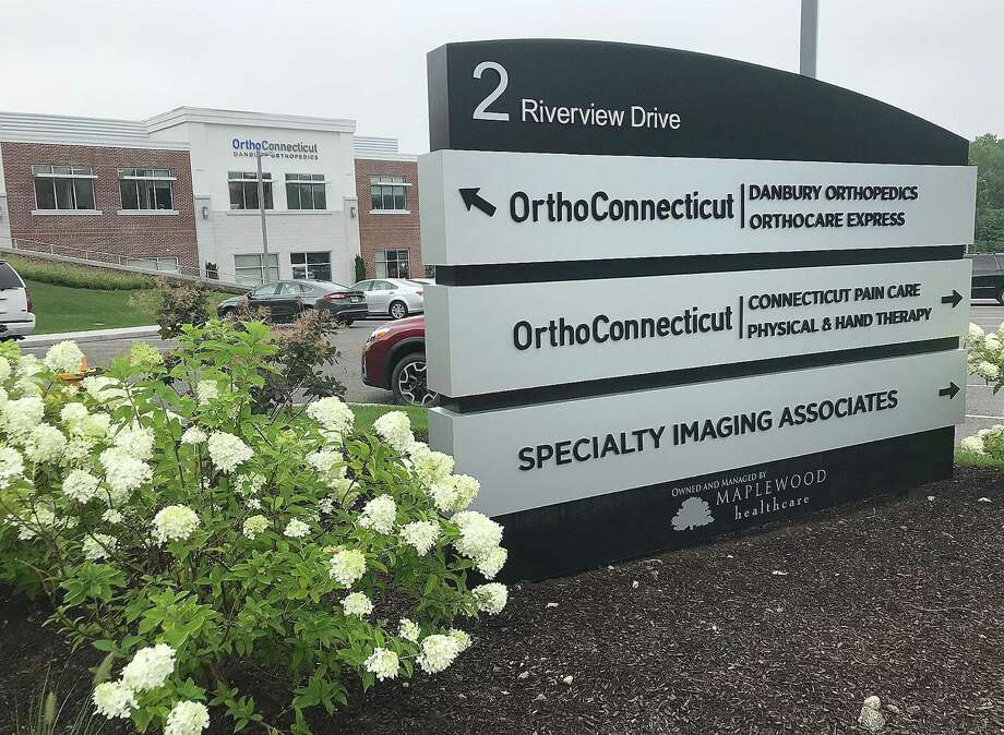 The OrthoConnecticut offices in Danbury, Conn., in August 2018. Photo: Chris Bosak / Hearst Connecticut Media / The News-Times