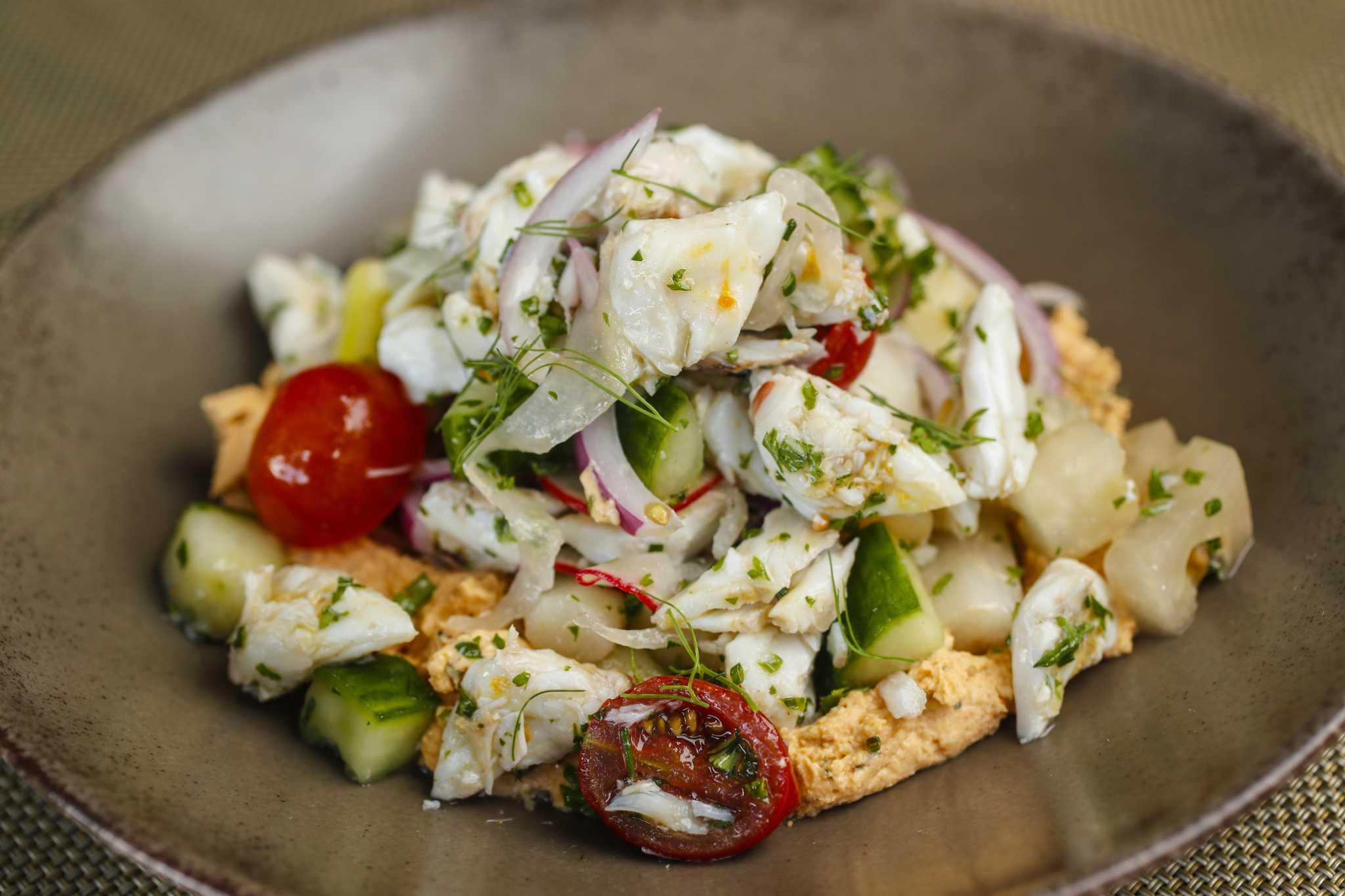 Restaurant review: 1751 Sea & Bar on Heights Boulevard