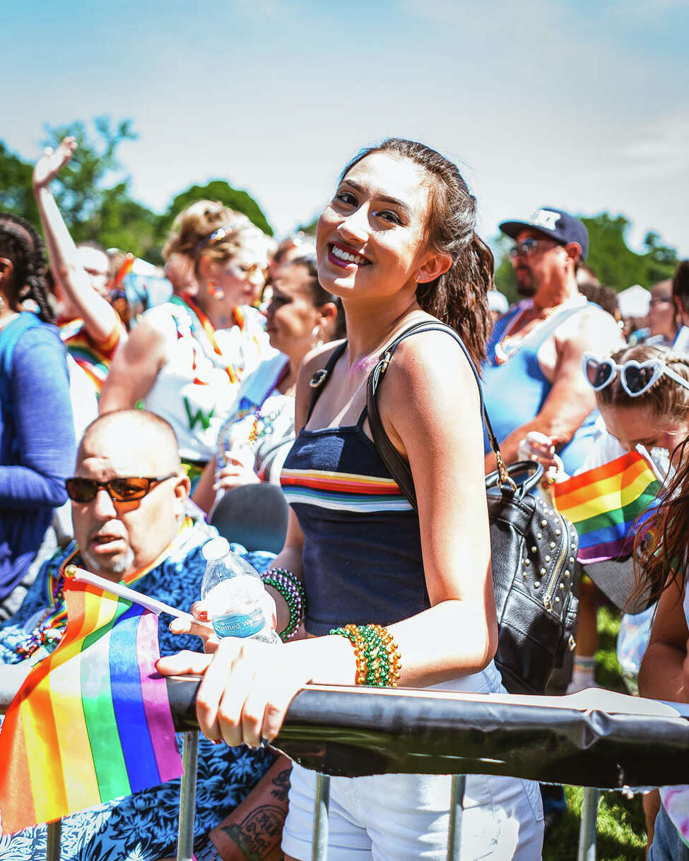 Were you Seen at the Capital PRIDE Parade and Festival at Washington Park in Albany on June 9, 2019?