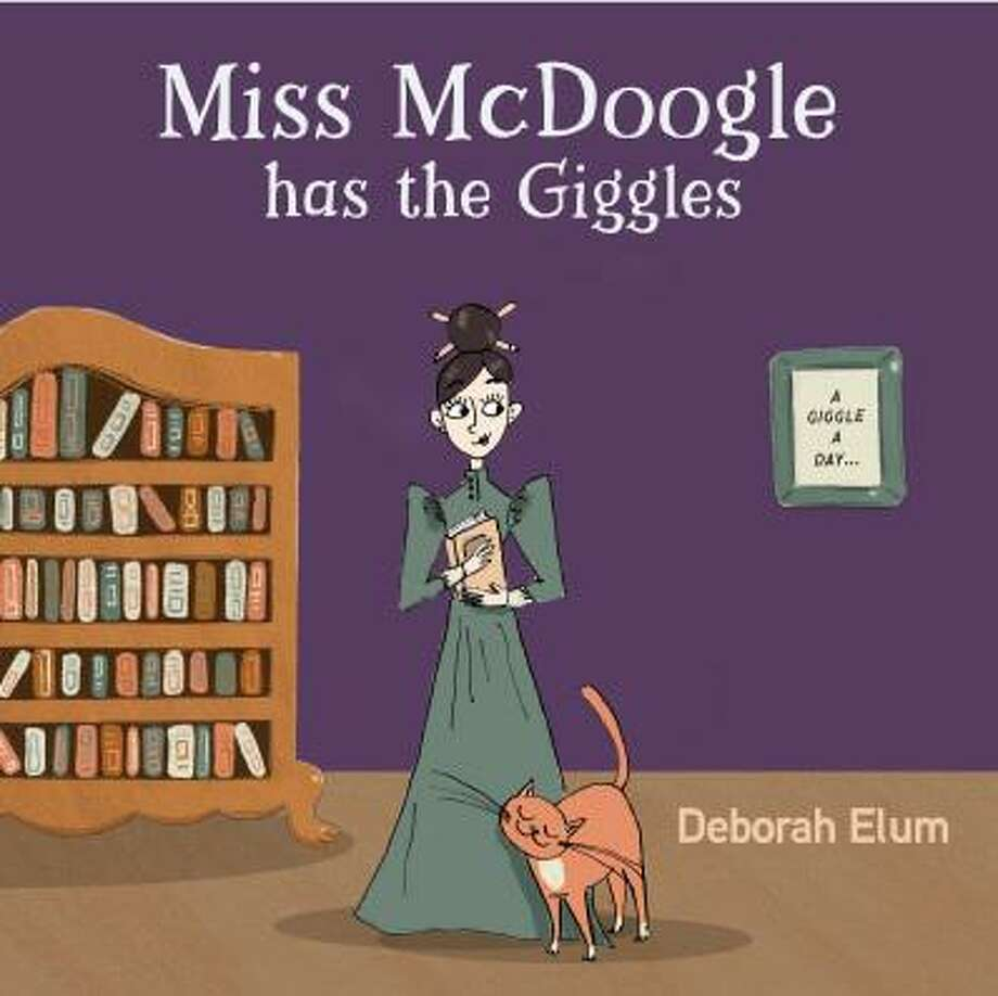 Miss McDoogle Has the Giggles will be out on June 17 on Amazon, the All That Films website and Copy, Post & Ship in Atascocita. Photo: Courtesy