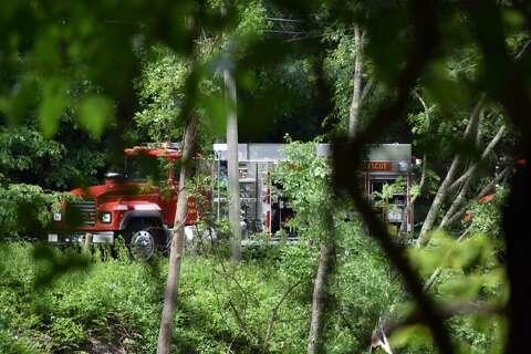 Kent woman dies, man injured in New Milford crash that sent dump