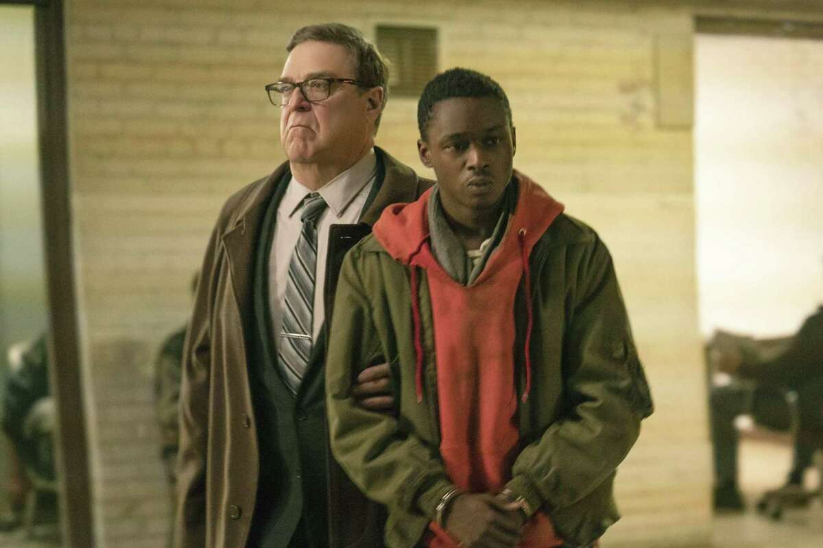 John Goodman and Ashton Sanders star in