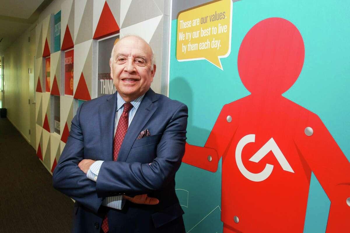CEO Tony Grijalva of G&A Partners, an employee leasing company.