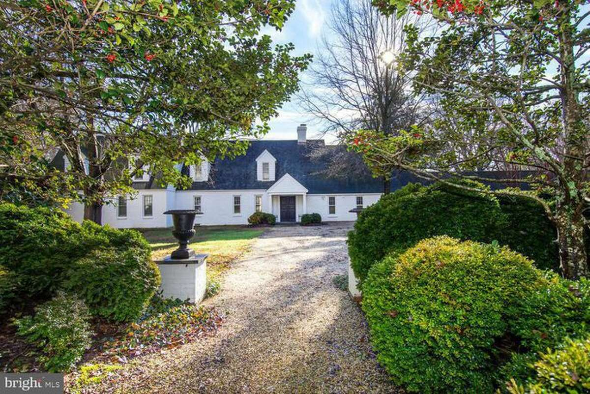 Gated and private 9-acre property