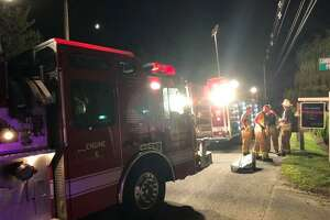Brookfield fire and EMS responded to a motor vehicle accident in the area of 257 Candlewood Lake Road Friday night, where they found an unresponsive, entrapped driver, who was later pronounced dead.