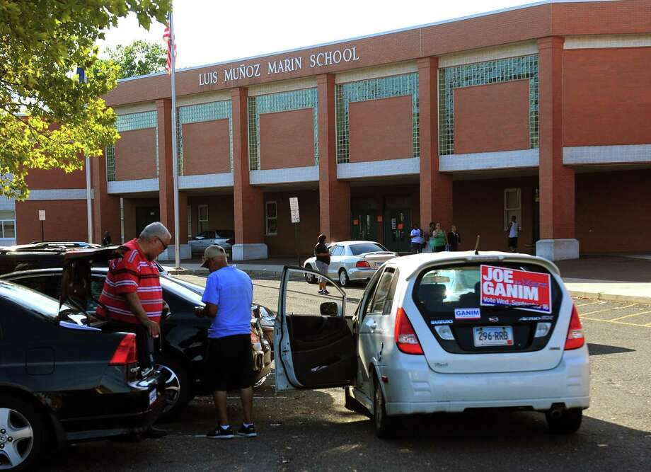 Luis Munoz Marin School in Bridgeport, Conn., on Wednesday Sept. 16, 2015. Photo: Christian Abraham / Hearst Connecticut Media / Connecticut Post