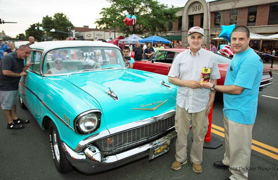 Middletown's 22nd Annual Cruise Night On Main will take place Wednesday from 4:30 to 8:30 p.m. downtown and on the South Green on Main Street. Photo: De Kine Photo LLC / (c)DE KINE PHOTO LLC