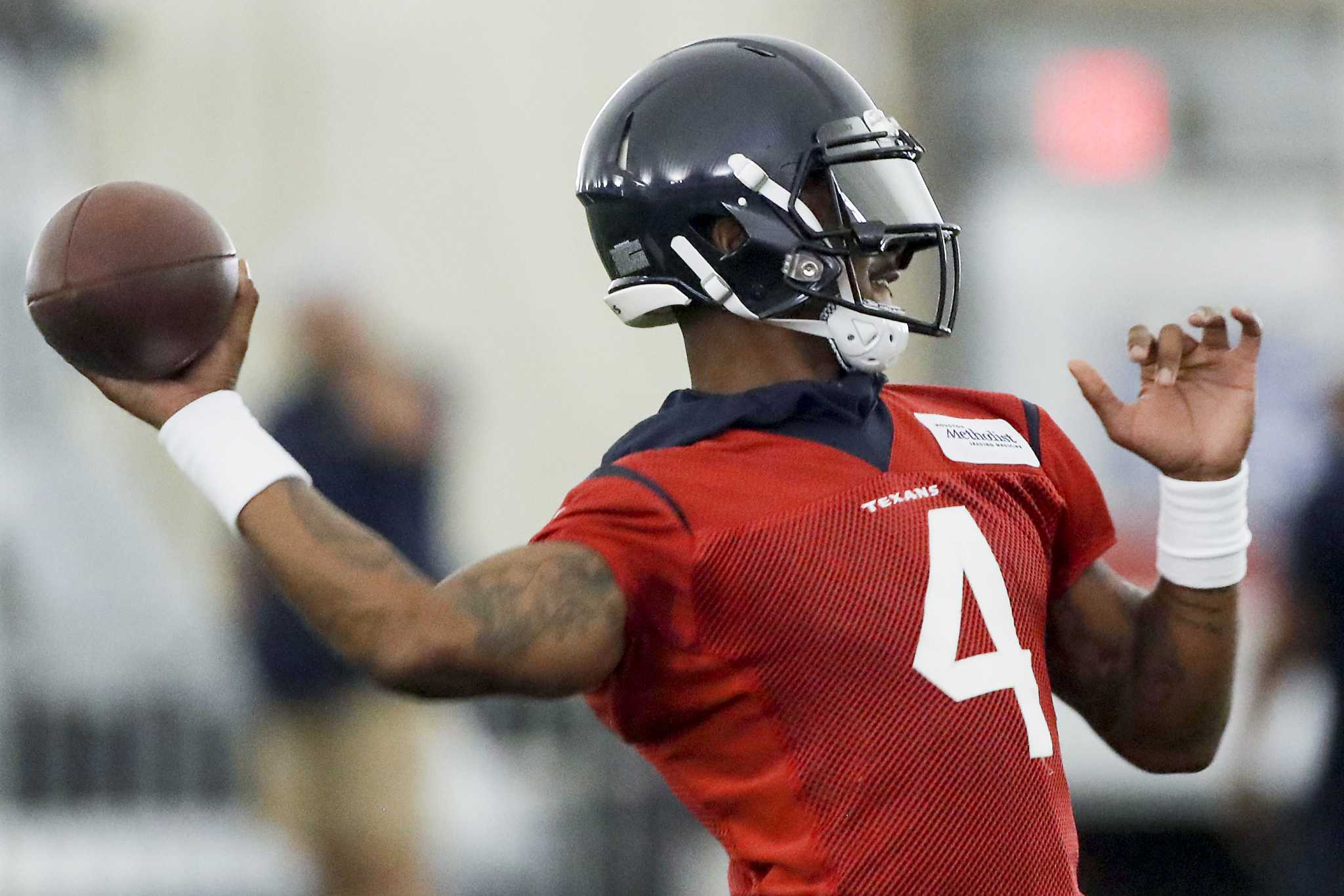 Texans training camp: 10 questions