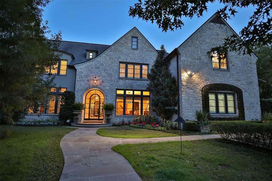 10.760 Pifer Road, HoustonHouse sold: $2.9 million - $3.3 million8,571square feetListing agent: BHGRE Gary Greene - Moira Holden              Photo: Houston Association Of Realtors
