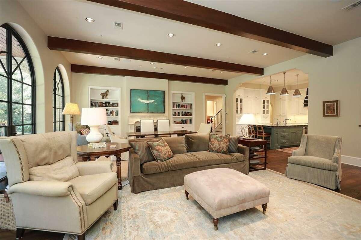10.760 Pifer Road, HoustonHouse sold: $2.9 million - $3.3 million8,571square feetListing agent: BHGRE Gary Greene - Moira Holden