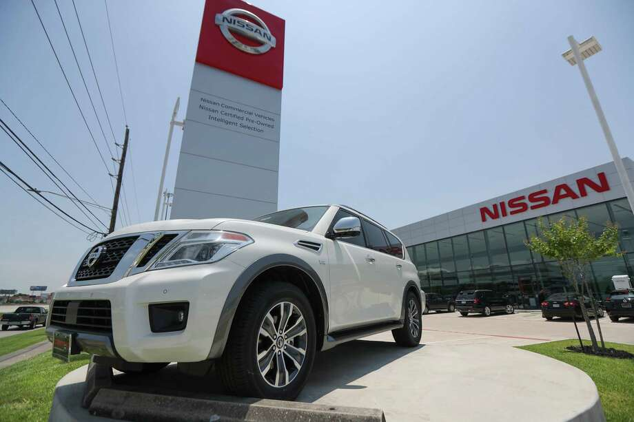A view of the Central Automotive Group new 163,000-square-foot Nissan dealership, 2901 S Loop W Tuesday, June 11, 2019, in Houston. Photo: Steve Gonzales, Staff Photographer / © 2019 Houston Chronicle