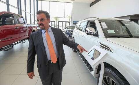 Nissan Dealership Houston >> Sneak Peek The Nation S Largest Nissan Dealership Opens In Houston