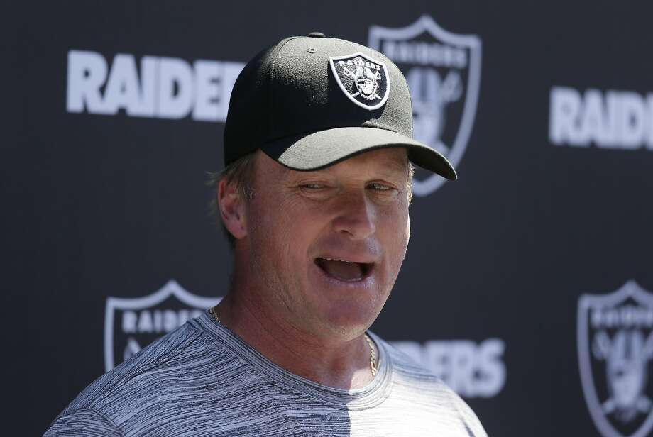 "Click through the slideshow to see reactions to the Raiders being featured on ""Hard Knocks."" Photo: Eric Risberg, Associated Press"