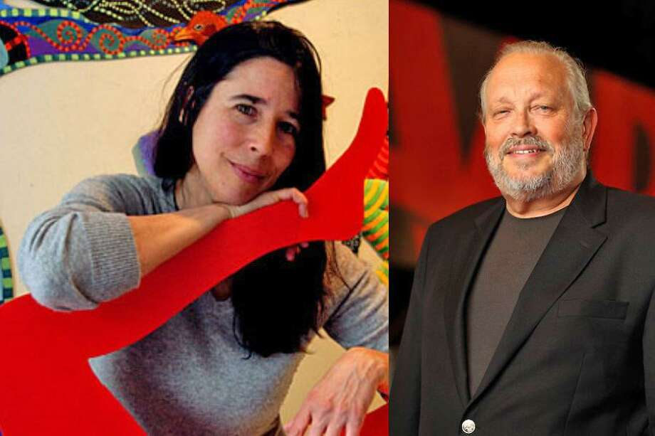Danielle Mailer and James Wismar Photo: Contributed Photo
