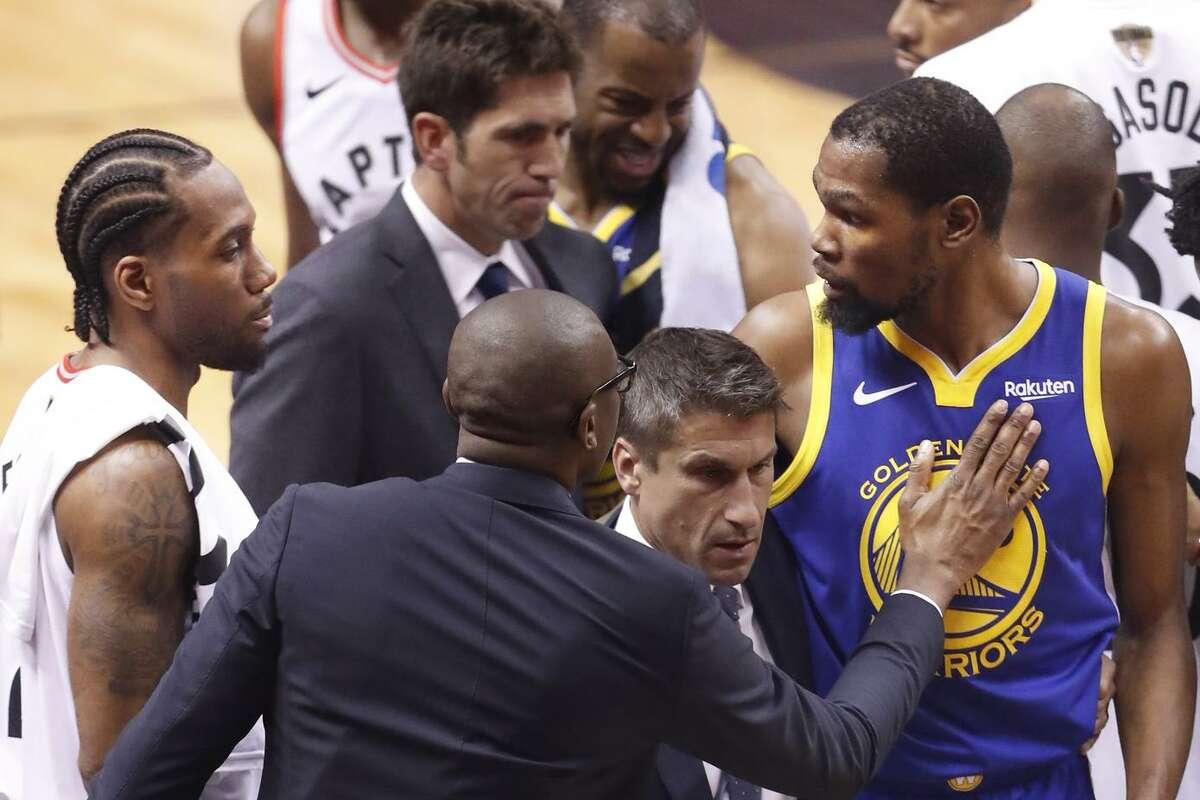 Kevin Durant cùng câu chuyện ở trước, trong và sau chấn thương gân Achilles tại NBA Finals 2019