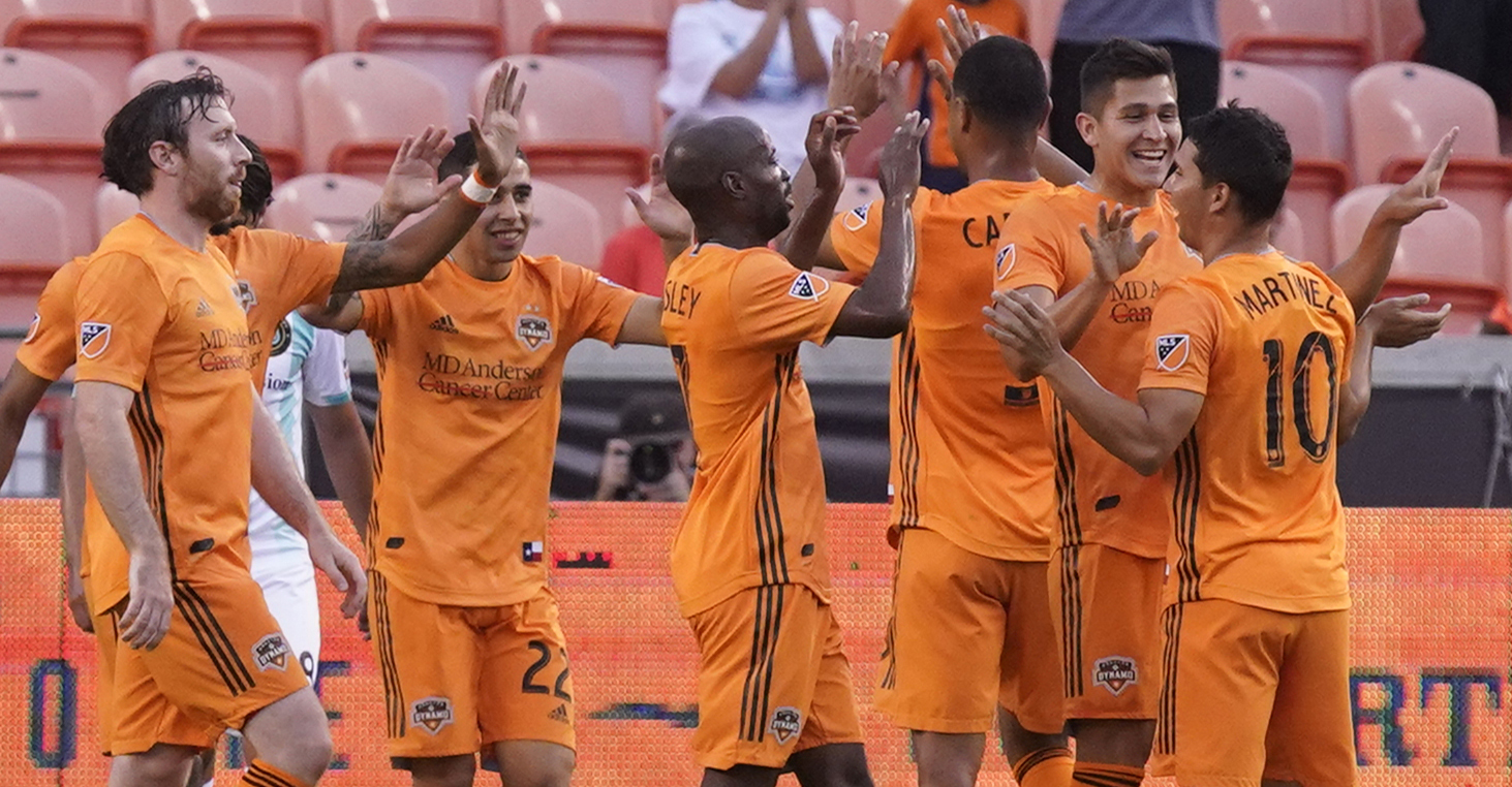 Dynamo defeat Austin Bold to begin U.S. Open Cup defense