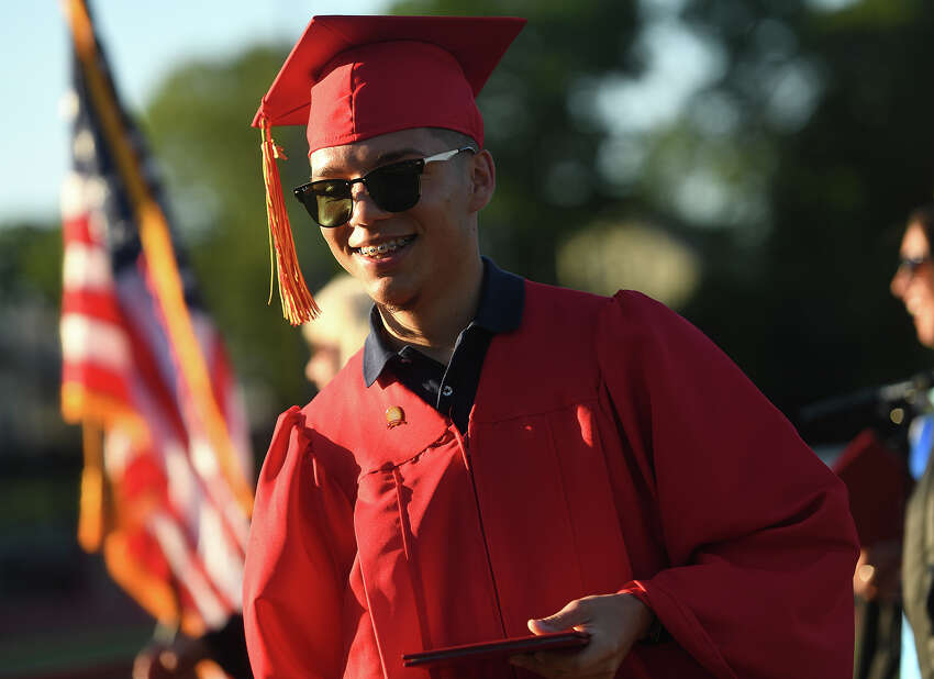 The Stratford High School Graduation in Stratford, Conn. on Tuesday, June 11, 2019.
