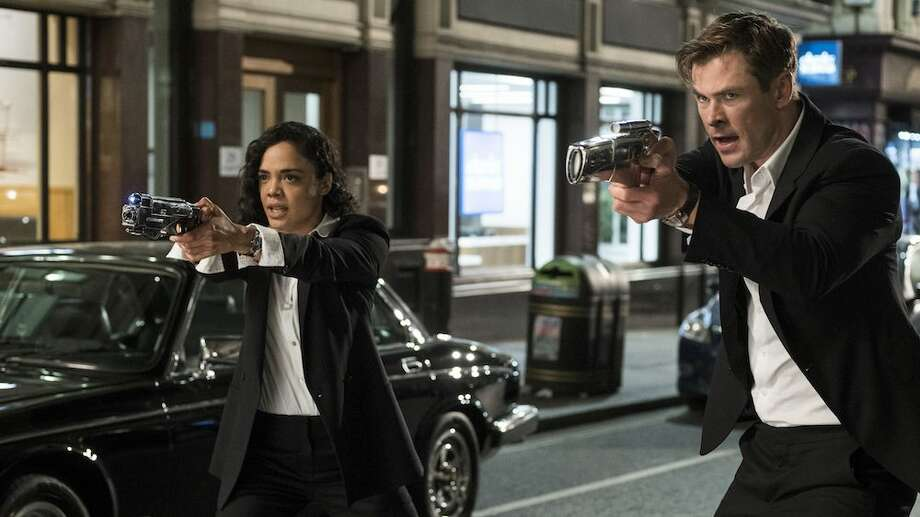 Director: F. Gary GrayWith: Chris Hemsworth, Tessa Thompson, Emma Thompson, Liam NeesonRelease date: Jun 14, 2019Running time: Running time: 115 MIN.Official site: https://www.meninblack.com/ Photo: Giles Keyte