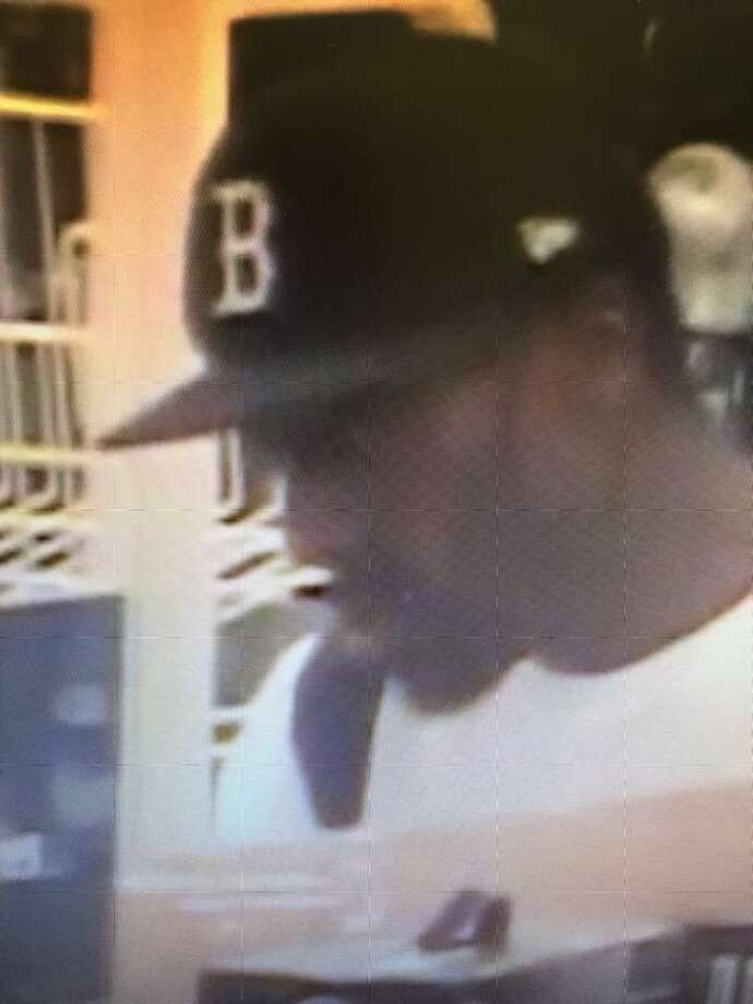 Hamden police are looking to identify a man who allegedly took $90 worth of goods from Marshall's Tuesday. Photo: Hamden Police Department