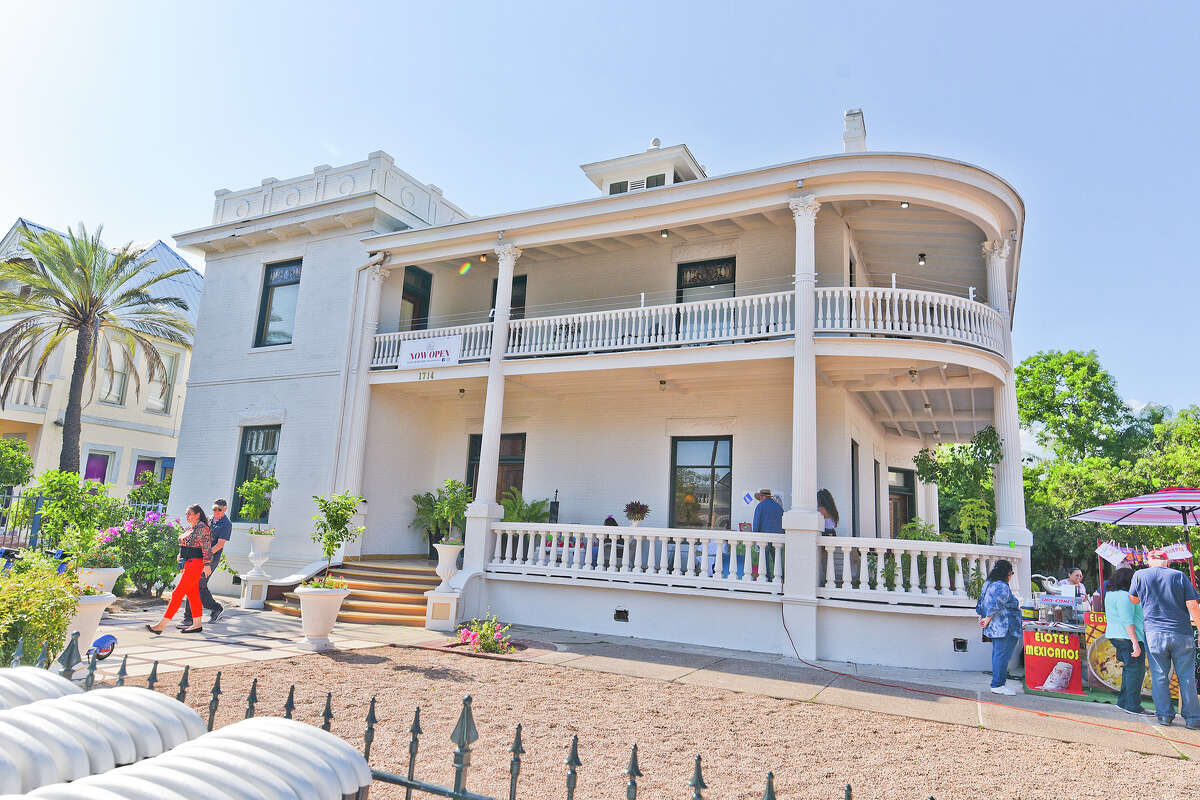 Click through the gallery to see photos from the newly renovated Laredo Bed & Breakfast.