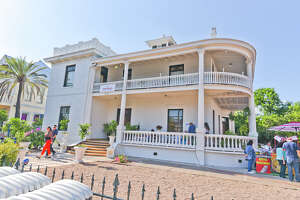 A tour of the Laredo Mansion on Saturday, Jun 12, 2019.