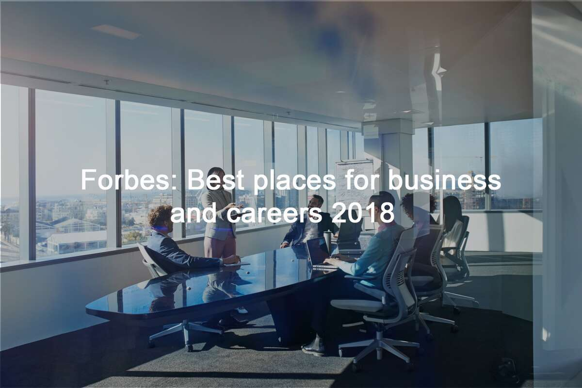 Click through the slideshow to see which Pacific Northwest cities made Forbes' 2018 list of Best Places for Business and Careers.
