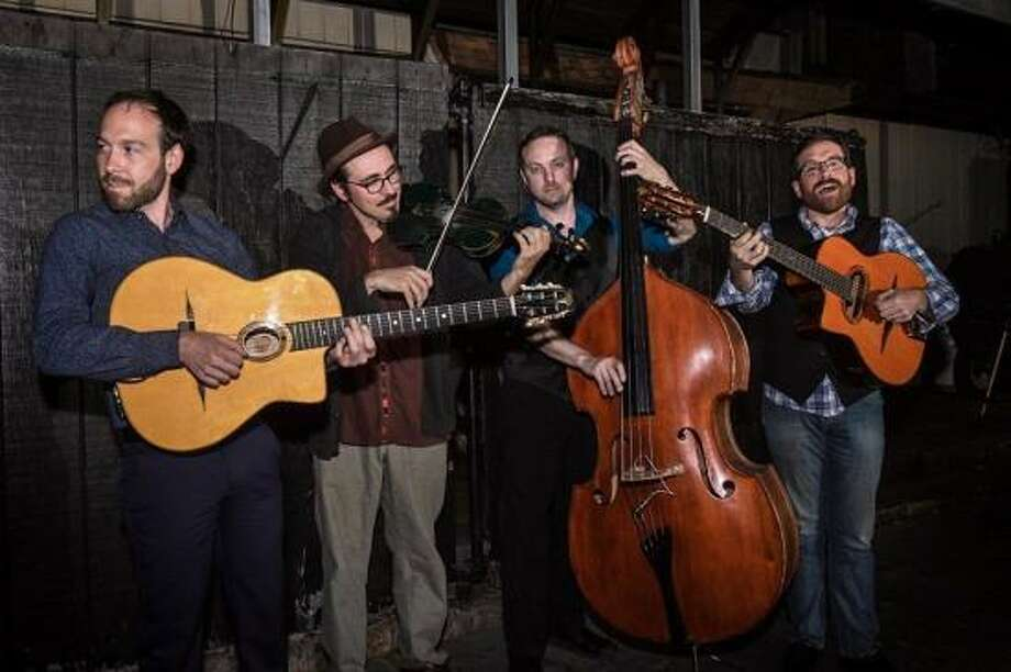 The Hot Club of Black Rock will perform on Make Music Day. Photo: Contributed Photo