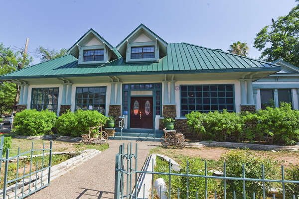 Tour of La Mansion Villa Rreal on Saturday, Jun 12, 2019 during the Historic Block Party.