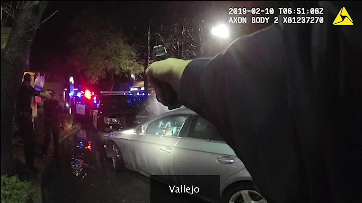 The Vallejo Police Department has released body-worn camera footage of the fatal shooting of Willie McCoy in a Taco Bell drive-through.