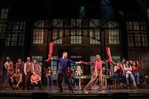 """Kinky Boots,"" the musical based on the 2005 movie, is returning to the Majestic Theatre for a three-day run."
