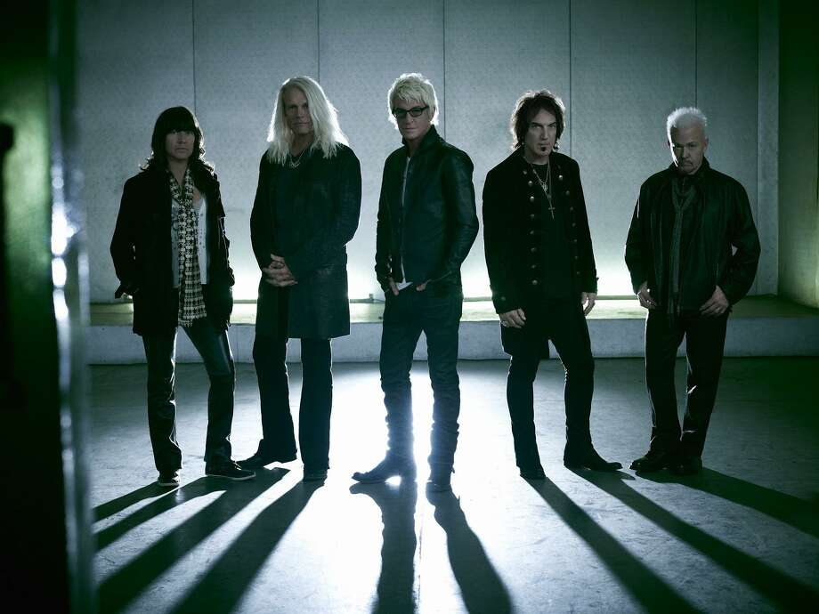 REO Speedwagon is scheduled to perform at the Warner Theatre in Torrington on Thursday, Sept. 20. Photo: Randee St. Nicholas  / Contributed Photo / Randee St. Nicholas  / Contributed Photo /