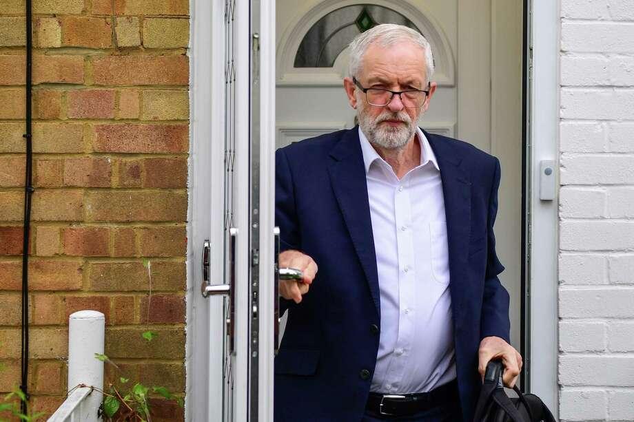 Jeremy Corbyn. Photo: Bloomberg Photo Chris J. Ratcliffe / Bloomberg