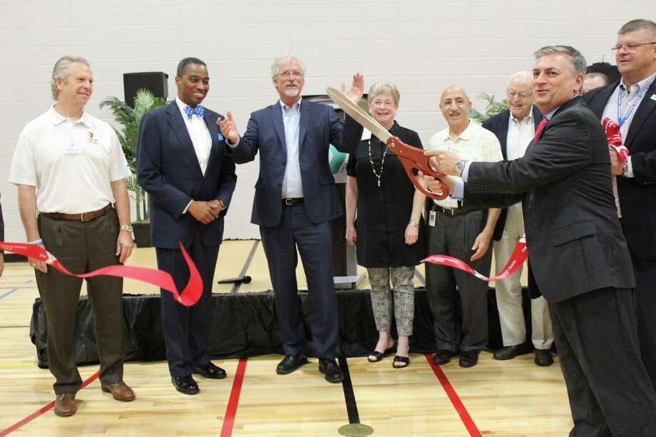 The Greater Houston YMCA celebrated its new facility with a ribbon cutting ceremony on June 11, 2019. Photo: Kaila Contreras