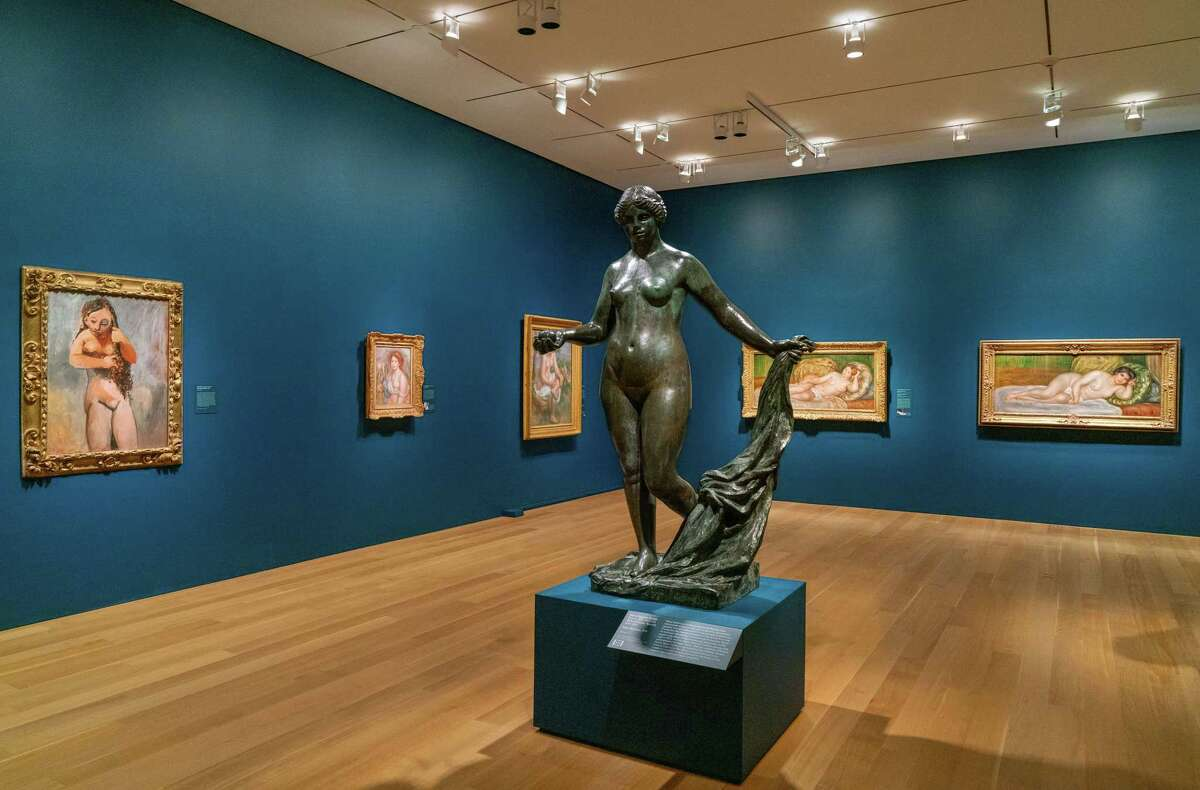 Renoir, installation view 2. Photo Wm Jaeger