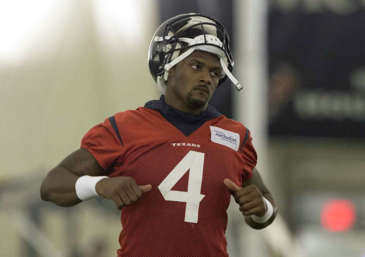 The dynamic Deshaun Watson gives the Texans arguably their first legitimate franchise quarterback since they entered the NFL.