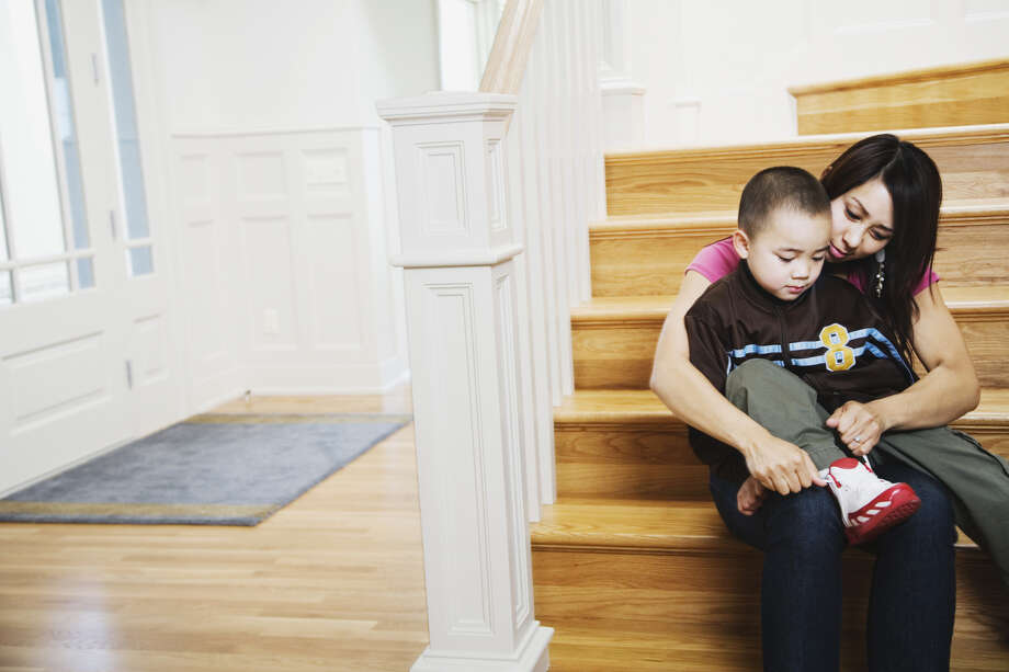 """Keep clicking or swiping for """"The truth about stay-at-home moms"""" Photo: Jupiterimages, Getty Images"""