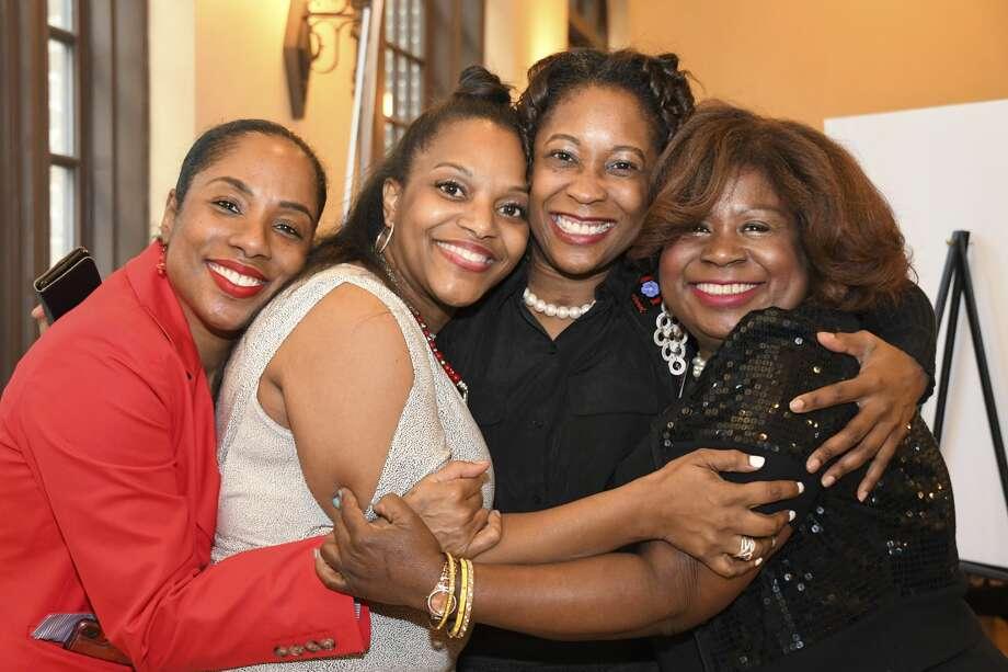 Delta Sigma Theta Authors on Tour and Scholarship Fund Raiser Photo: Courtesy Photos