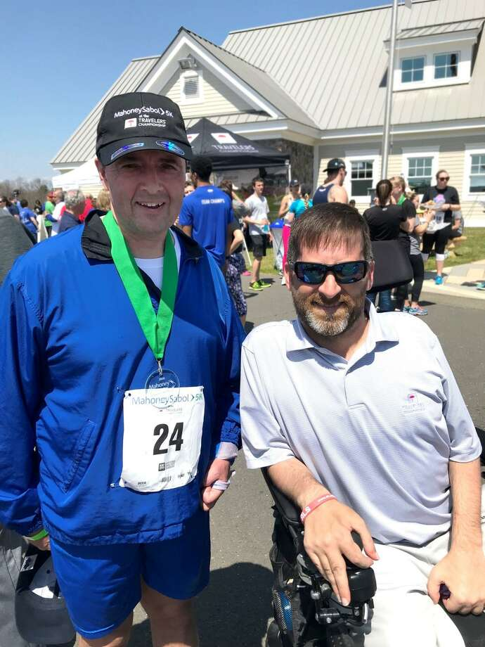 Brian Save will be honored by the Middlesex County Chamber of Commerce. Photo: Contributed Photo