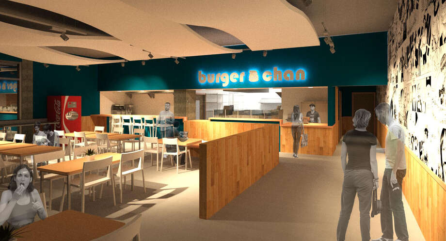 PHOTOS: Burger-Chan will open the doors at 5353 West Alabama early 2020.