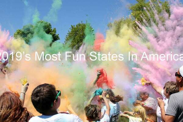 A handful of western states nabbed this year's top 10 funnest states in America. Did yours make it? Keep clicking to find out.